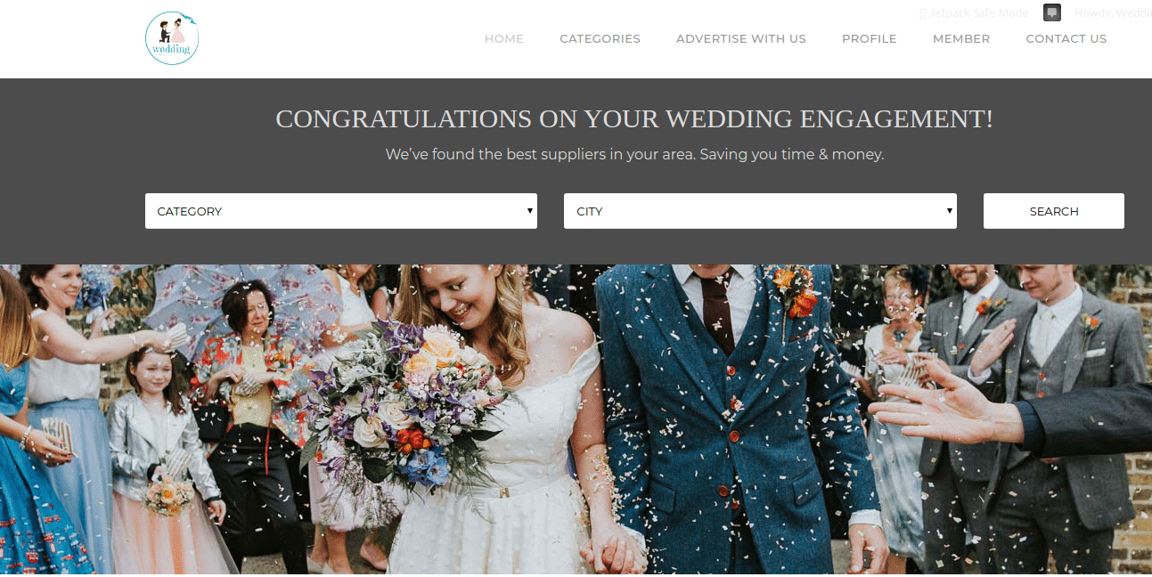 WEDDING_Engagement - Screenshot